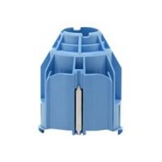 HP 3-in Core Adapter (CN538A) - Adapteur de support de papier rouleau pour imprimante - pour DesignJet T1300, T2300, T2300ps, T2500, T790, T790ps, T795, T920, Z5400
