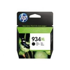 HP 934XL - Noir - original - cartouche d'encre - À rendement élevé  ( C2P23AE#BGX )