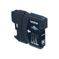 Brother LC1100BKBP2 - Pack de 2 - noir - original - blister - cartouche d'encre - pour DCP 185C, 385C, 585CW, 6690CW; MFC 490CW, 5490CN, 5890CN, 6490CW, 990cw
