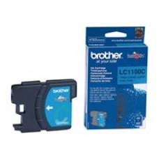 Brother LC1100C - Cyan - original - cartouche d'encre - pour DCP 185, 385, 395, 585, 6690, J715; MFC 490, 5490, 5890, 6490, 6890, 790, 795, 990, J615