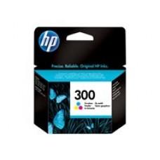 HP 300 - Couleur (Cyan, Magenta, Jaune) - original - cartouche d'encre ( CC643EE#UUS )