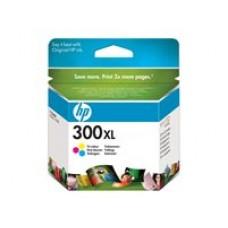 HP 300XL - A Rendement élevé - Couleur (cyan, magenta, jaune) - original - cartouche d'encre ( CC644EE#UUS )