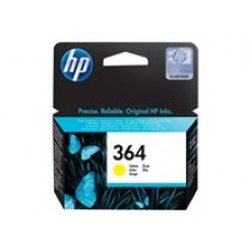 HP 364 - Jaune - original - cartouche d'encre ( CB320EE#BA1 )