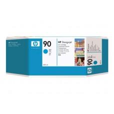 HP 90 XL- Pack de 3 - Cyan - original - cartouche d'encre (C5083A)