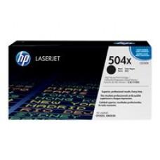 HP 504X - Pack de 2 - à rendement élevé - noir - original - LaserJet - cartouche de toner ( CE250XD )