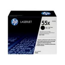 HP 55X - À rendement élevé - noir - original - LaserJet - cartouche de toner ( CE255X )